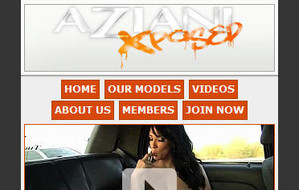 Visit Aziani Xposed Mobile