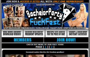 Visit Bachelor Party Fuck Fest