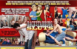 Visit Back Stabbing Sluts