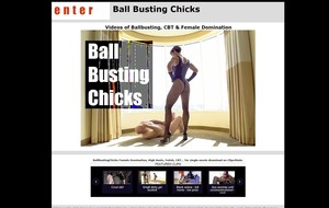 Visit Ball Busting Chicks