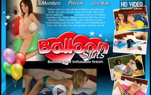 Visit Balloon Sluts