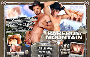Visit Bare Bum Mountain