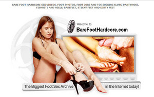 Visit Bare Foot Hardcore