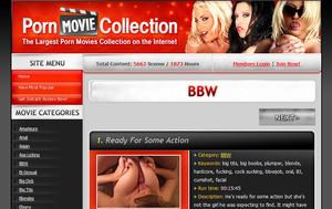 Visit BBW Movie Collection