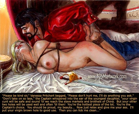 Disney princess bondage slave