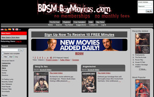 Visit BDSM Gay Movies