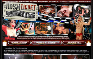 Visit BDSM Ticket