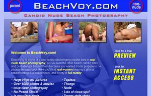 Visit Beach Voy