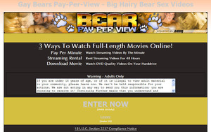 Visit Bear Pay Per View