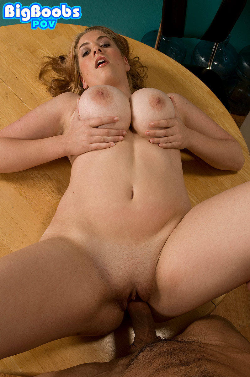 big breast pov