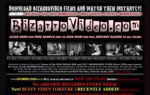 Visit Bizarro Video