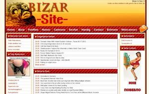 Visit Bizarsite.nl
