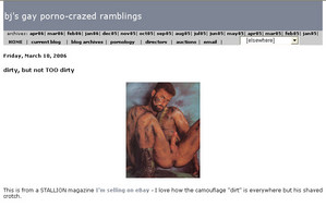 Visit Bj`s Porno Crazed Ramblings