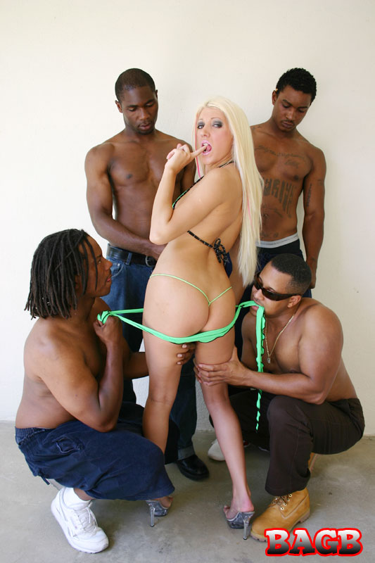 Black Attack Gangbang / Barbi