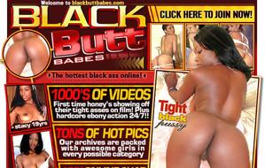 Visit Black Butt Babes