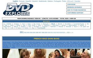 Visit Black DVD Explorer