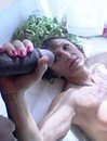 Black dick stuffing white hot pussy