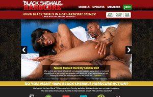 Visit Black Shemale Hardcore