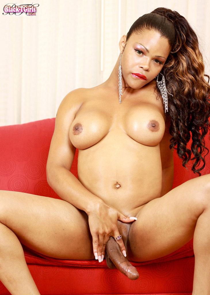Nice Black Tits Porn