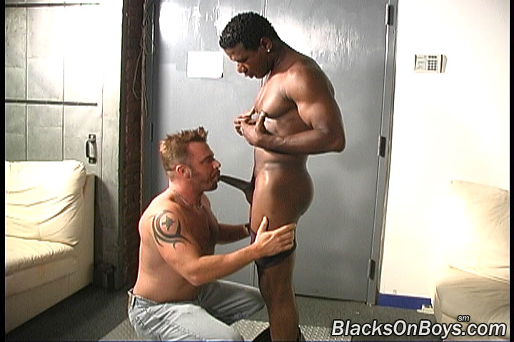 Blacks On Boys / Eric York
