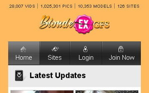Visit Blonde Ex GFs Mobile