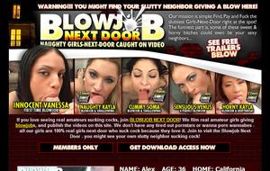 Visit Blowjob Nextdoor