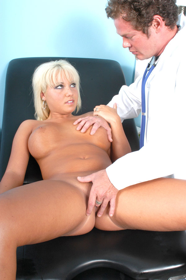 Of doctors examining huge boy cock 4