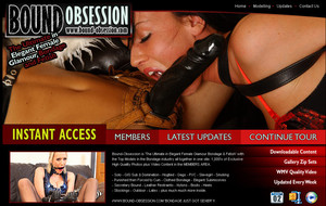 Visit Bound Obsession