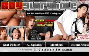 Visit Boy Gloryhole
