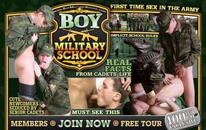 Visit Boy Military School