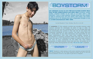 Visit Boy Storm