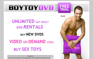Visit Boy Toy DVD