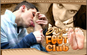 Visit Boys Feet Club