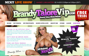 Visit Brandy Talore Vip