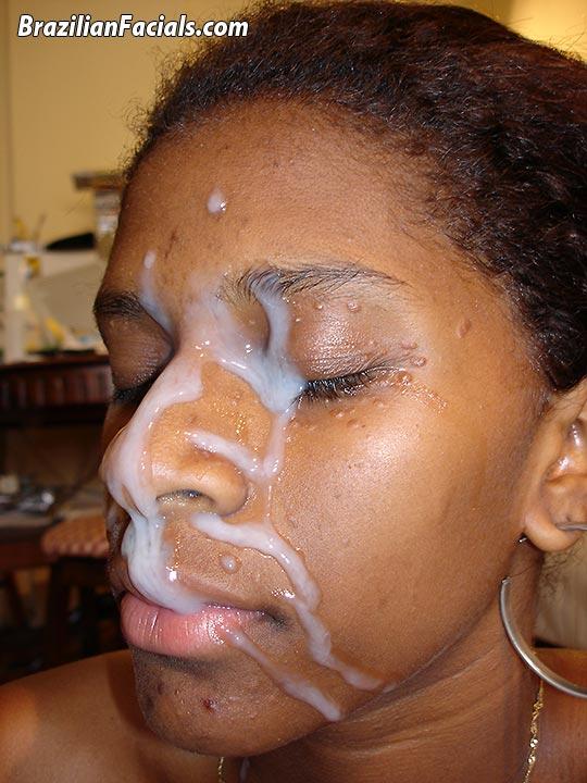 Something Brazilian facials two black brazilian slut simply matchless