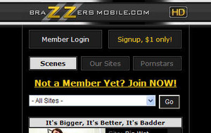 Visit Brazzers Mobile