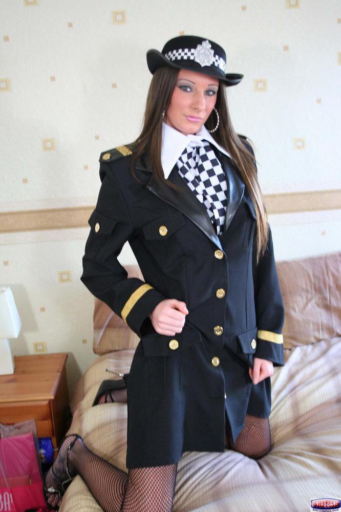 British Uniform Sex 22