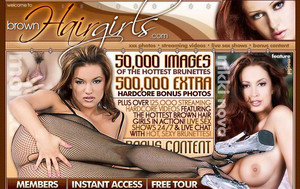 Visit Brownhair Girls