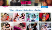 Visit Busted Babysitters