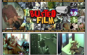 Visit Busted On Film