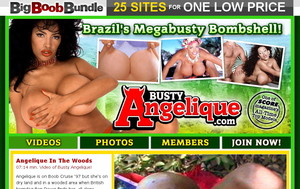 Visit Busty Angelique