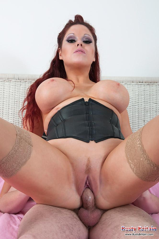 Denise davies busty british babe anal 8