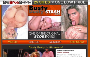 Visit Busty Dusty Stash