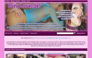 Visit Busty Lavender