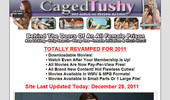 Visit Caged Tushy