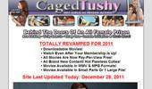 Visit Caged Tushy
