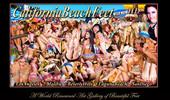 Visit California Beach Feet