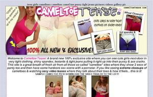 Visit Cameltoe Tease