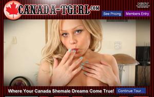 Visit Canada Tgirl