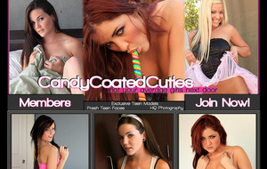 Visit Candy Coated Cuties